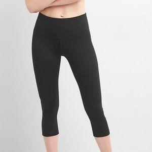 GapFit- Gfast Capri black leggings